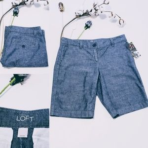 Loft original knit shorts size 0 🦄💞